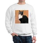 Curious Cat Sweatshirt