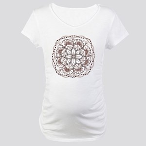 Mandala Maternity T-Shirt