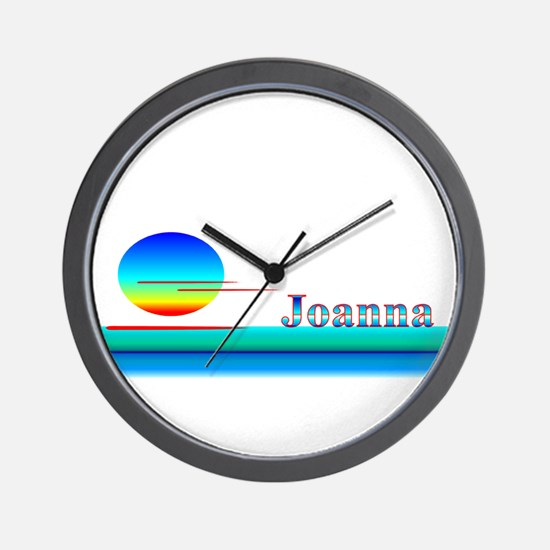 Joanna Wall Clock