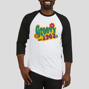 Groovy Since 1967 Baseball Jersey