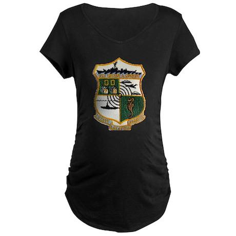 USS EUGENE A. GREENE Maternity Dark T-Shirt