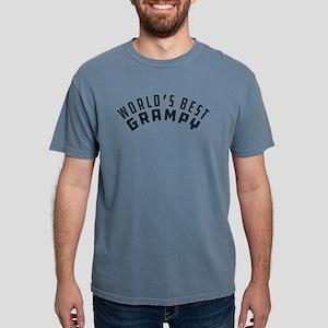 World's Best Grampy Mens Comfort Colors Shirt