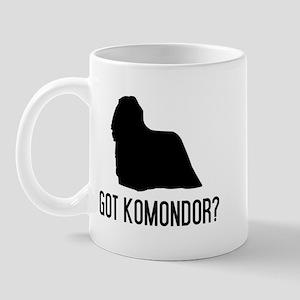 Got Komondor Mug