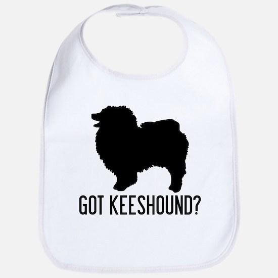 Got Keeshound Bib