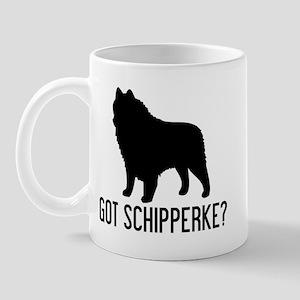 Got Schipperke Mug