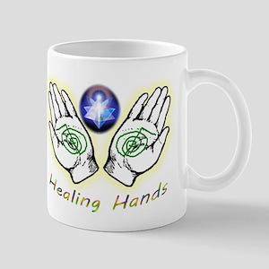 Healing hands Mugs