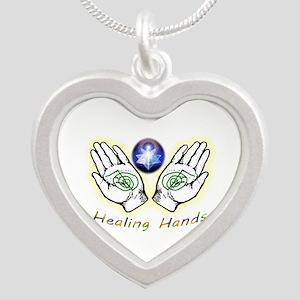 Healing Hands Necklaces