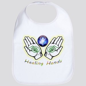 Healing hands Bib