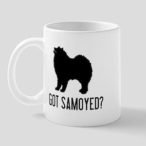Got Samoyed Mug