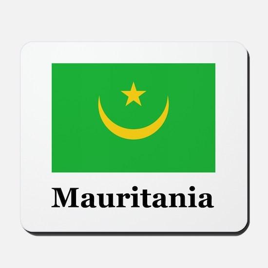 Mauritania Mousepad