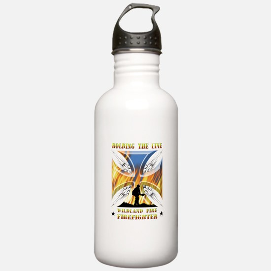 Wildland Firefighter ( Sports Water Bottle