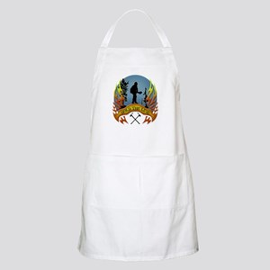 Wildland Firefighter (Hold the Line) Apron