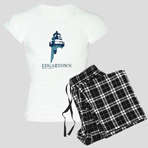 Edgartown -Martha's Vineyar Women's Light Pajamas