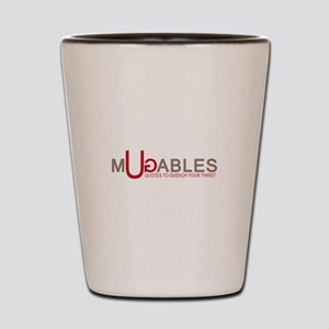 mugable logo Shot Glass