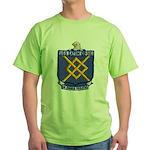 USS EATON Green T-Shirt