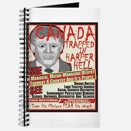 Harper Hell Journal