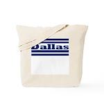 Dallas Tote Bag