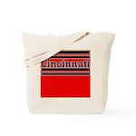 Cincinnati Tote Bag