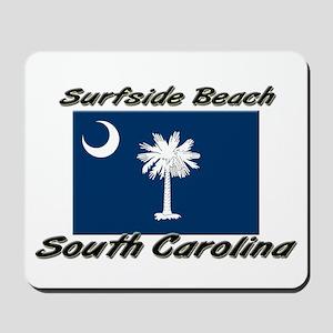 Surfside Beach South Carolina Mousepad