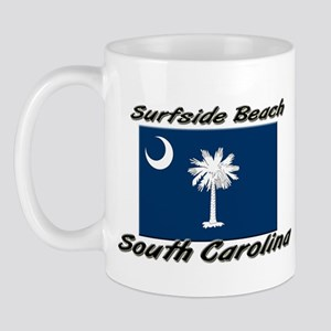 Surfside Beach South Carolina Mug