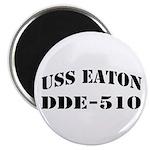 USS EATON Magnet