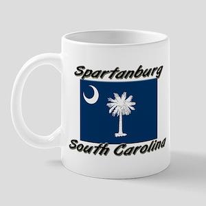 Spartanburg South Carolina Mug