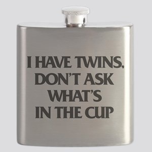 I Have Twins. Don't Ask Flask