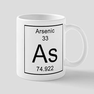 33. Arsenic Mugs