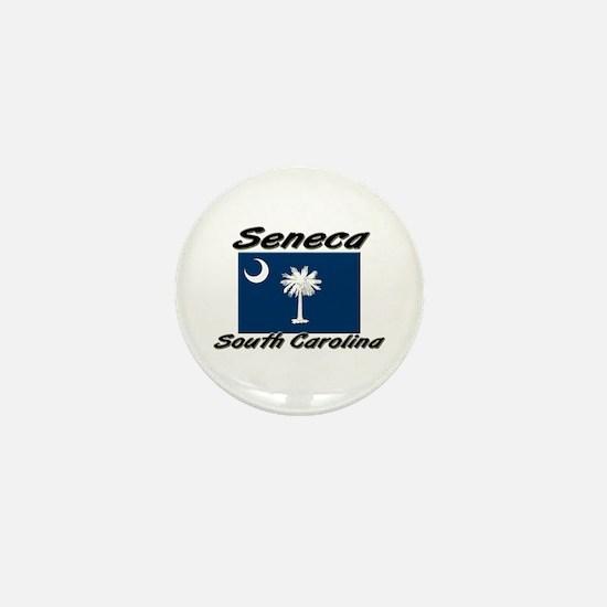 Seneca South Carolina Mini Button