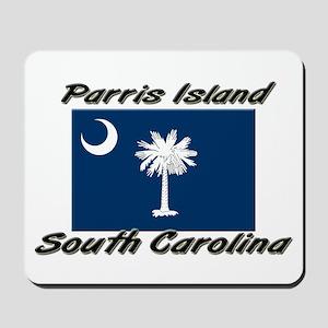 Parris Island South Carolina Mousepad