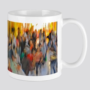 Grand Central: Abstract Mugs
