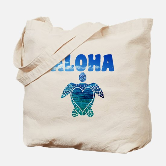 Turtle-AL-07 Tote Bag
