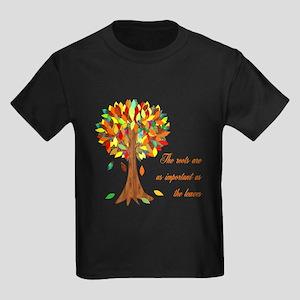 Roots Kids Dark T-Shirt