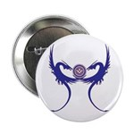 Masonic Blue Dragons Button