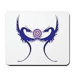 Masonic Blue Dragons Mousepad