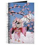 Sakura Geisha Bird Journal