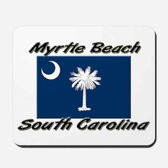 Myrtle Beach South Carolina Mousepad