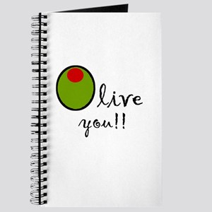Olive You Journal