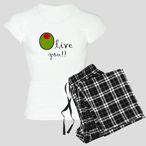 Olive You Women's Light Pajamas