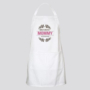 Custom Worlds Greatest Mommy Apron