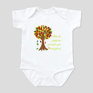 Nuts Infant Bodysuit