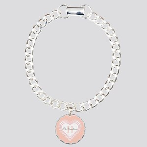 Heart Monogram Bracelet