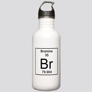 35. Bromine Stainless Water Bottle 1.0L