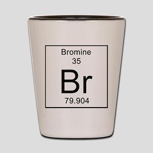 35. Bromine Shot Glass