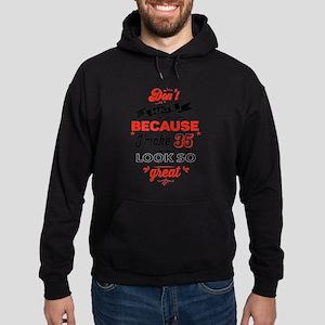 birthday humor Sweatshirt