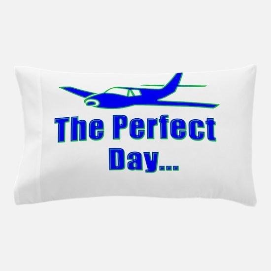 Original Airplane Design Pillow Case