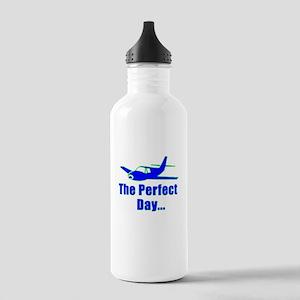 Original Airplane Design Water Bottle