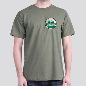 USDA Organic Dark T-Shirt