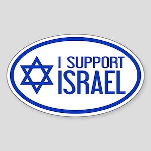 I Support Israel Sticker