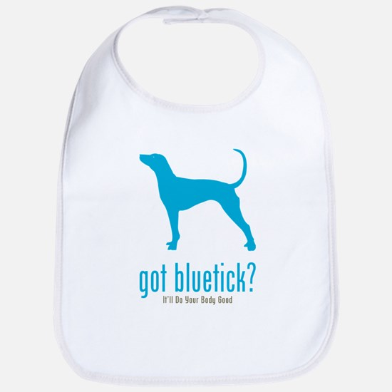 Bluetick Coonhound Bib